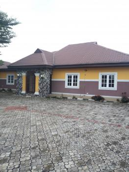 Luxury 3 Bedroom Bungalow, 1 Bedroom and Self Contained with Constant Lights, Queen Park Estate, Rumuodara, Port Harcourt, Rivers, Detached Bungalow for Sale