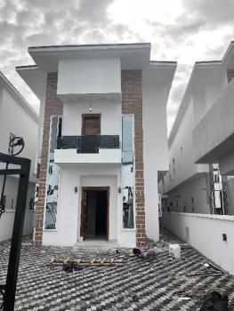 Luxury Newly Built 4 Bedroom Fully Detached Duplex with Bq, Osapa, Lekki, Lagos, Detached Duplex for Sale
