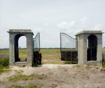 Very Dry Land, Fenced, Gated and Secure. Buy 5 Get 1 Free. No Omonile., Along La Campaigne Tropicana Beach Road, Close to Lekki Free Zone, Orimedu, Ibeju Lekki, Lagos, Residential Land for Sale