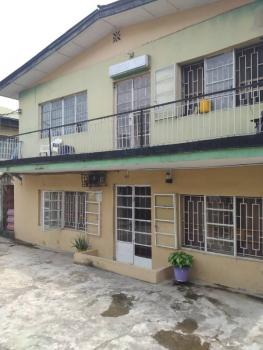 a Block of 4 Units of 2 Bedroom Flat Sitting on a Full Plot of Land, Surulere, Lagos, Block of Flats for Sale