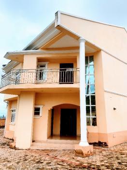 4 Bedroom Duplex with Bq, Opp Amac Chairman House Zone a, Apo, Abuja, Semi-detached Duplex for Rent