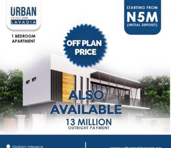 1 Bedroom Luxurious Apartment, Ogombo, Abraham Adesanya Estate, Ajah, Lagos, Mini Flat for Sale