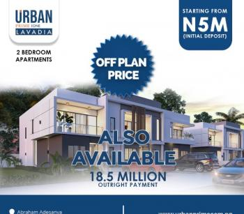 Luxury 2 Bedroom, Abraham Adesanya, Ogombo, Ajah, Lagos, Flat for Sale