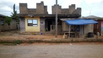a Face to Face Building with an Uncompleted Storey on It., 64,adeliyi Street Monijesu Adigbe Abeokuta, Obafemi Owode, Ogun, House for Sale