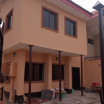 Tremendously Improved 4bedroom Semi Detached House with a Room Boys Quarter., Mobolaji Johnson Estate, Lekki Phase 1, Lekki, Lagos, Semi-detached Duplex for Rent