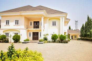Newly Built and Exquisitely Finished 6 Bedroom Detached Duplex with 2 Rooms Servant Quarters, Swimming Pool, Asokoro District, Abuja, Detached Duplex for Sale