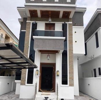 Luxury Newly Built 5 Bedroom Detached Duplex with Bq, Osapa, Lekki, Lagos, Detached Duplex for Sale