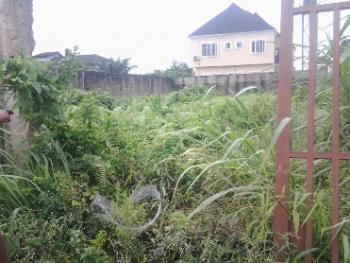 Land for Sale at a Very Nice Close in Maryland, Mende, Maryland, Lagos, Residential Land for Sale