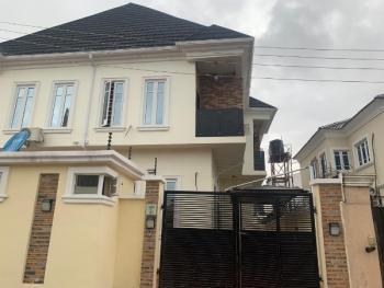 Luxurious 4 Bedroom Semi Detached Duplex with Bq, Axis, Agungi, Lekki, Lagos, Semi-detached Duplex for Sale