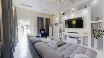 Magnificent New 4 Bedroom Duplex with Plush and Excellent Facilities, Chevy View Estate, Lekki, Lagos, Detached Duplex Short Let