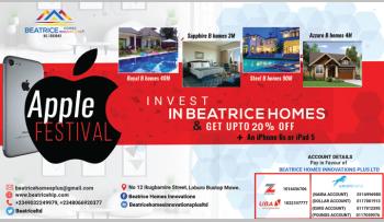 600 Units of 2 Bedrooms Apartment, Mowe Ofada, Ogun, Terraced Bungalow for Sale