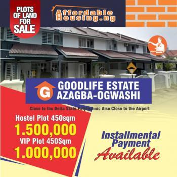 Good Life Estate Land, Azagba-ogwashi., Asaba, Delta, Mixed-use Land for Sale