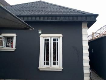 Newly Built 3 Bedroom Flat with a Room Self-contained on Half Plot of Land, New Oko-oba, Agege, Lagos, Flat for Sale
