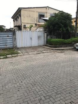 4 Bedroom Semi Detached Duplex with 2 Rooms Chalet, Corporation Drive, Dolphin Estate, Ikoyi, Lagos, Semi-detached Duplex for Sale