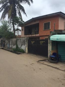 a Tenement Storey Building, Vulcanizer Bus/stop / Babs Oshinbeluwo Street, Alimosho, Lagos, House for Sale