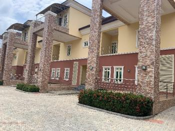 Contemporary 5 Bedroom Terraced House, Katampe Extension, Katampe, Abuja, Terraced Duplex for Sale