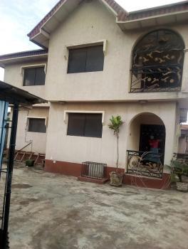 Luxury 4 Bedroom En Suite Duplex with 2 Living Room, Adewale Ifade Street Pako Bus Stop I, Ikotun, Lagos, Detached Duplex for Rent