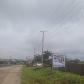 Plot, Arapaja, Akala Express Road, New Garage, Challenge, Ibadan, Oyo, Mixed-use Land for Sale