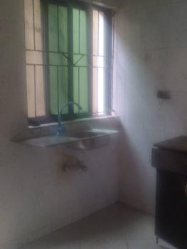 Clean and Decent 2 Bedroom Flats All Rooms En Suite., Adeniyi Jones, Ikeja, Lagos, Flat for Rent