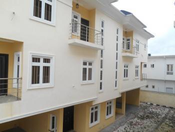 4 Bedroom Terrace Duplex with Bq, Osapa, Lekki, Lagos, Terraced Duplex for Sale