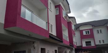 Luxury 3 Bedrooms Terraced Duplex with Bq and Excellent Facilities, Lekki Phase 1, Lekki, Lagos, Terraced Duplex for Rent