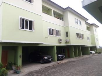 Luxury Built 4 Bedroom Duplex with a Bq, Ikate Elegushi, Lekki, Lagos, Terraced Duplex for Sale