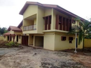Two Sound, Spacious and Classy Detached Houses of 4 Bedrooms Each with Boys' Quarters All in The Same Premises, Gra, Iyaganku, Ibadan, Oyo, Detached Duplex for Sale