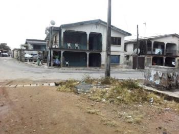 Sound and Well Located Tenament Building of 16 Rooms + 2-bedroom Pent House, Ajibade, Ibadan, Oyo, House for Sale