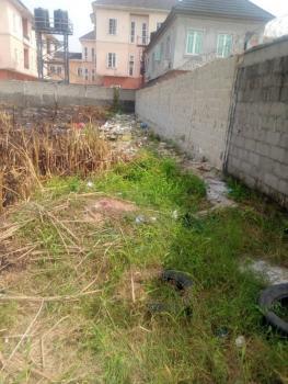 Land, Behind Dominos Pizza, Agungi, Lekki, Lagos, Mixed-use Land for Sale
