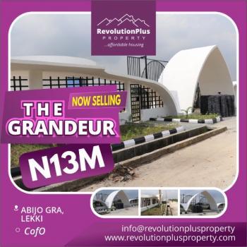 Estate Land with Certificate of Occupancy, Gra Close to Lekki Epe Expressway, Abijo, Lekki, Lagos, Residential Land for Sale