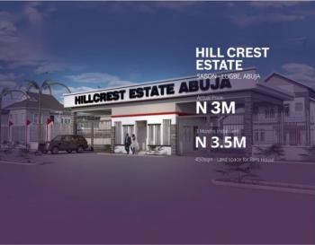 Estate Land with C of O, Off Airport Road Around Voice of Nigeria, Lugbe District, Abuja, Residential Land for Sale