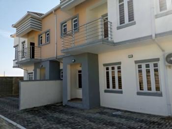 4 Bedroom Semi Detached Duplex, in a Secure Estate Close to The Express, Ologolo, Lekki, Lagos, Semi-detached Duplex for Sale