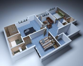 Flats for Sale, Abijo, Ajah, Lagos, Flat for Sale
