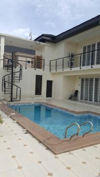 Full Dettach 5 Bedroom Duplex with 3 Massive Bedrooms Deluxe and En Suite As Well As 2other Rooms, Ante Room, with Swimming Pool, Royal Garden Estate, Ajiwe, Ajah, Lagos, Detached Duplex for Sale