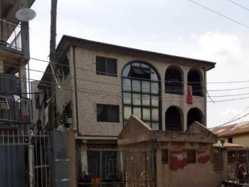 a Block of 7 Units of 2 Bedroom Flat with a Ware House Sitting on 648sqm Land., Shomolu, Lagos, Block of Flats for Sale