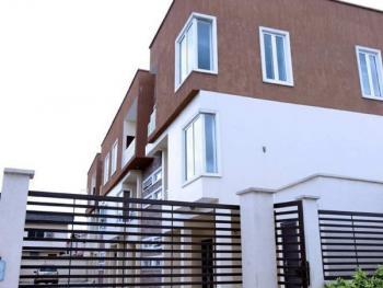 Newly Built 4 Bedroom Terrace Duplex with a Room Boy's Quarter, Opebi, Ikeja, Lagos, Terraced Duplex for Sale