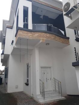 Beautiful 4 Bedroom Duplex with 1 Room Bq, Osapa, Lekki, Lagos, House for Rent