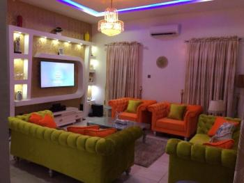 Luxuriously  Furnished 4 Bedroom Duplex with a Room Bq, Shoprite, Osapa, Lekki, Lagos, House for Rent