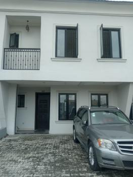 Well Finished 4 Bedroom Terraced Duplex for Rent, Orchid Road By Second Toll Gate Lekki Lagos, Lafiaji, Lekki, Lagos, Terraced Duplex for Rent