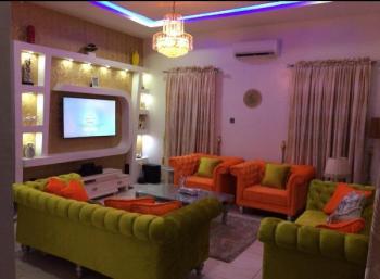 Luxury Fully Furnished Detached Duplex, By Shoprite Road, Osapa, Lekki, Lagos, Detached Duplex for Rent