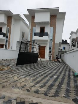 Jumbo King Size Luxury 5 Bedroom Fully Detached Duplex with Bq, Canal West Estate, Osapa, Lekki, Lagos, Detached Duplex for Sale