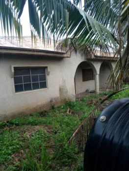 3 Bedroom Bungalow in The Main Building and 3 Room Bq, Magada, Ibafo, Ogun, Detached Bungalow for Sale