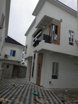 Luxury Spacious 5 Bedroom Fully Detached Duplex with Bq, Canal West Estate, Osapa, Lekki, Lagos, Detached Duplex for Sale
