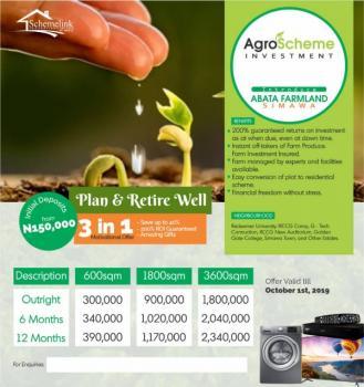 Abata Farmland, Simawa, Ogun, Mixed-use Land for Sale