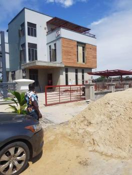 Luxury Spacious 5 Bedroom Duplex with Swimming Pool Water Front, Lekki County Homes, Ikota Villa Estate, Lekki, Lagos, Detached Duplex for Sale
