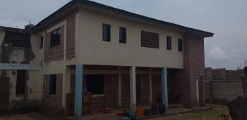 2800 Sqm of Land with Existing Structures Suitable for Schools, Ikolaba, Ibadan, Oyo, House for Sale