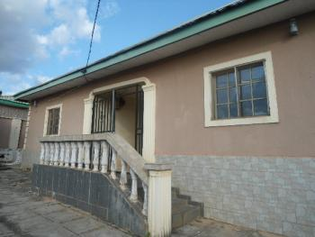 Very Spacious  3 Bedroom Bungalow, House 41, Road 14, Efab Estate, Lokogoma District, Abuja, Detached Bungalow for Rent