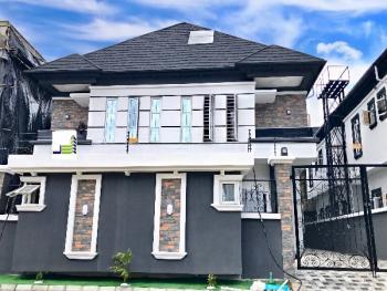 Tastefully Finished Four Bedrooms Semi Detached Duplex with Bq (mortgage Option Available), Oral Estate, Lekki Expressway, Lekki, Lagos, Semi-detached Duplex for Sale