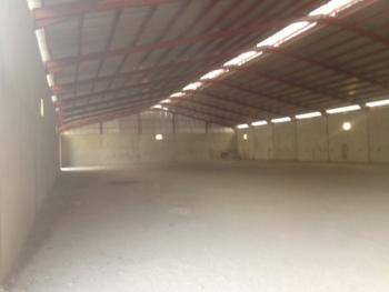 520 Square Metres Fenced and Gated Warehouse, Along Lekki Epe Expressway, Sangotedo, Ajah, Lagos, Warehouse for Rent