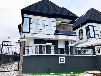 Newly Built Four Bedroom Fully Detached Duplex with Bq, Oral Estate, Lekki Expressway, Lekki, Lagos, Detached Duplex for Sale